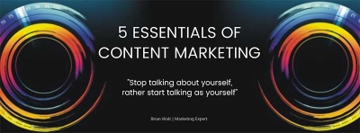 5 essentials of content marketing